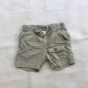 Zara Baby Cargo shorts